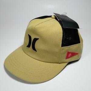 Hurley John John Florence JJF Jacare Snapback Hat